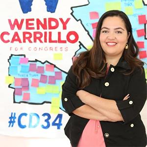 Assemblywoman Wendy Carillo